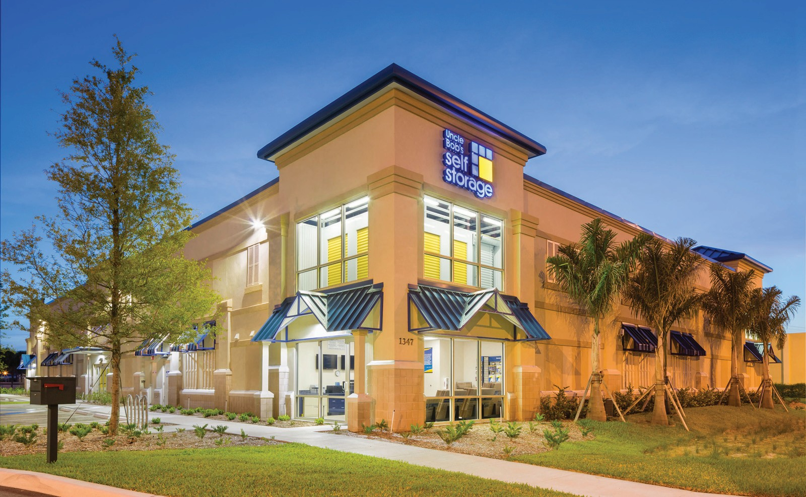 The Self Storage Industry Is A Big Business In Florida. Many People Move To